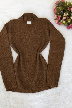 Blusa Modal Strech Decote Careca