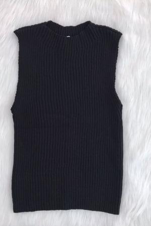 Ref 1083 - Cropped Modal Canelado